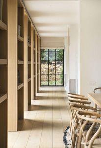Bruno Moinard Editions - villa belgique - Interior Decoration Plan