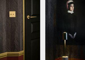 DESJEUX DELAYE - hôtel snob_- - Interior Decoration Plan