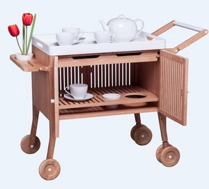 TUNTUM - carlotta- - Table On Wheels