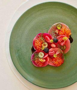 L'arte Nel Pozzo -  - Dinner Plate