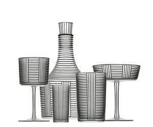 Lobmeyr - hoffmann bronzit - Glasses Set