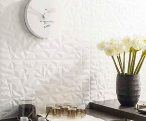 Porcelanosa Groupe - prisma white matt - Wall Tile
