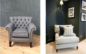 TEASEL ENGLAND -  - Furniture Fabric