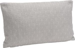 Amadeus - coussin gris elixir - Rectangular Cushion