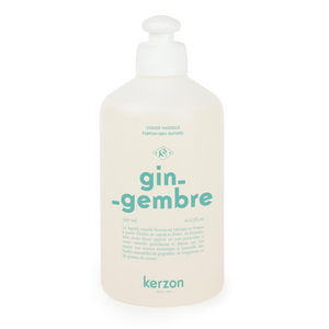 KERZON - gingembre - Scented Dishwashing Liquid