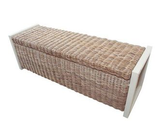 City Green - malacca - Garden Bench With Storage