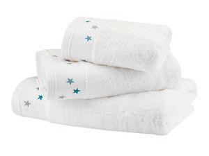 BLANC CERISE - serviette de toilette 1331605 - Towel
