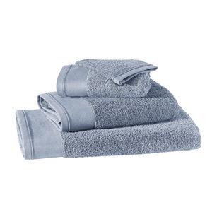 BLANC CERISE - peignoir capuche - coton peigné 450 g/m² blanc - Towel