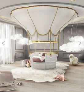 CIRCU - fantasy air balloon-- - Baby Bed