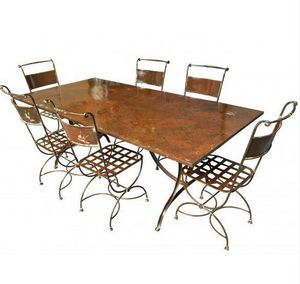 Fd Mediterranee -  - Garden Table