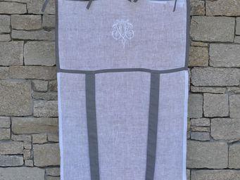MAISON D'ETE - store marseille gris - Net Curtain