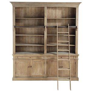 Maisons du monde - aristote - Open Bookcase