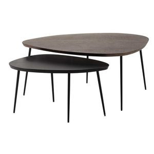 MAISONS DU MONDE - et l 73 amande - Nest Of Tables