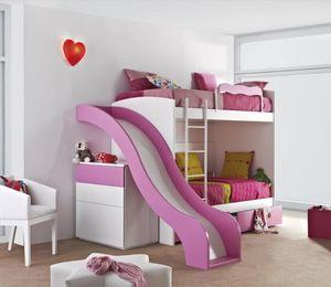 CALGARI -  - Children Bunk Bed