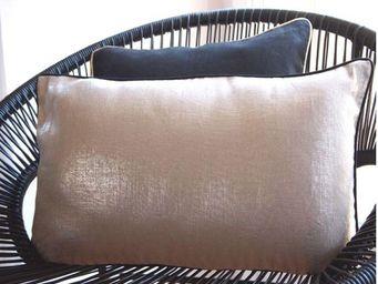 nuance pivoine - lino - Rectangular Cushion