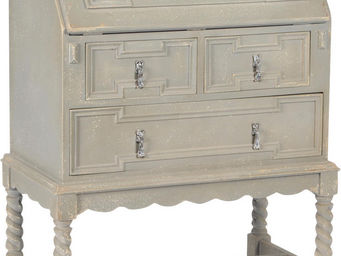 Amadeus - scriban bois - Writing Cabinet