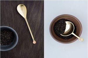Blue Leaves -  - Tea Spoon