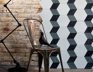 CUIR AU CARRE - chromatique - Leather Tile