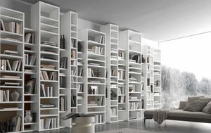 Presotto - pari & dispari -' - Open Bookcase