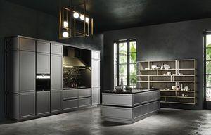 Snaidero - -frame- - Built In Kitchen