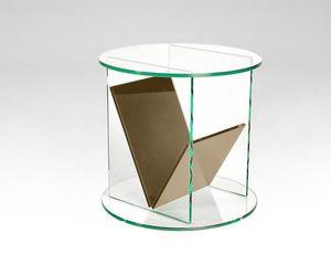 Marais International - colgr - Pedestal Table