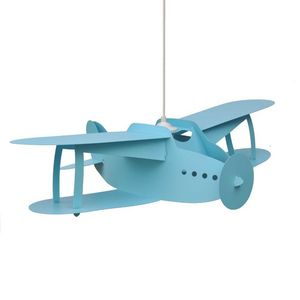 Rosemonde et michel  COUDERT - avion biplan - Children's Hanging Decoration