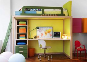 DEARKIDS - bunk-- - Children's Bedroom 11 14 Years