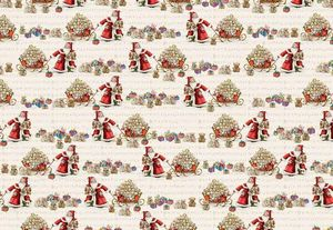 Tassotti - i doni di babbo natale - Gift Wrapping Paper