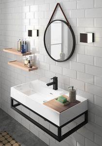CEDAM - steel - Wall Mounted Washbasin