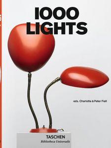 Editions Taschen - 1000 lights - Decoration Book