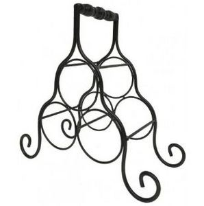 CHEMIN DE CAMPAGNE -  - Wine Bottle Tote