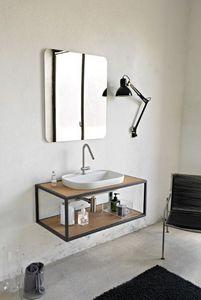 SCARABEO CERAMICHE - glam- - Wash Hand Basin