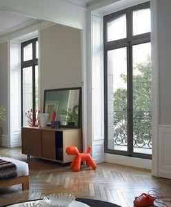 La fermeture parisienne -  - 2 Pane Window