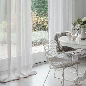 RASCH TEXTIL -  - Net Curtain By The Metre