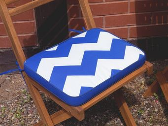 BELIANI - coussin d'assise - Chair Seat Cover