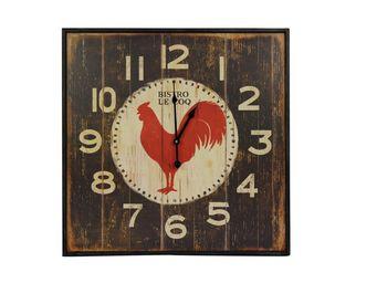 DECORATION D AUTREFOIS -  - Wall Clock