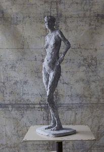 SYLVIE FALCONNIER - electre - Sculpture