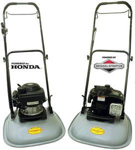 Air cushion lawn mower