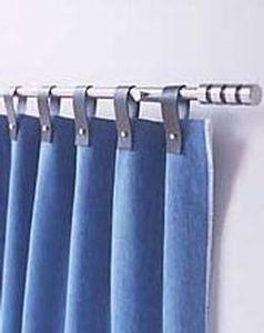 Walcot House -  - Tab Top Curtain