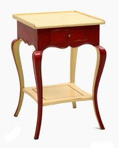 Marie France - lotus - Pedestal Table