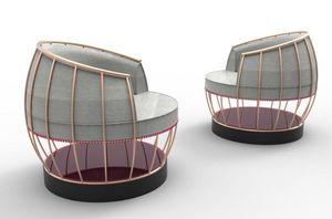 DESINVOLTE DESIGN - -katia - Armchair