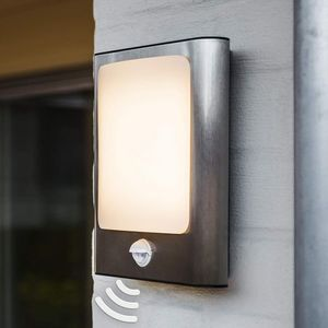 CLAYRE & EEF -  - Outdoor Wall Light With Detector