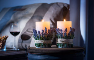 QULT -  - Round Candle