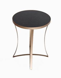 MBH INTERIOR - omega - Pedestal Table