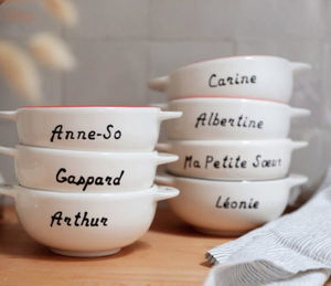 First name Bowl