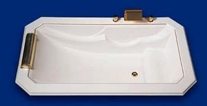 Prestige Sanitaire - natacha - Bathtub To Be Embeded