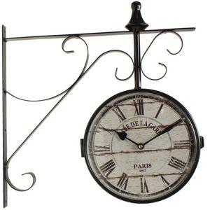 DECORATION D'AUTREFOIS -  - Outdoor Clock