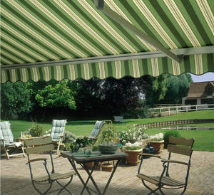 STORES MARQUISES - jade - Awning
