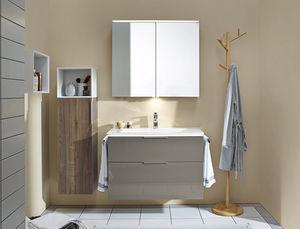 BURGBAD - eqio - Bathroom Single Storage Cabinet