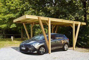Piveteau -  - Car Shelter
